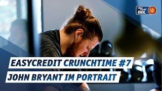 easyCredit CrunchTime #7: John Bryant im Protrait