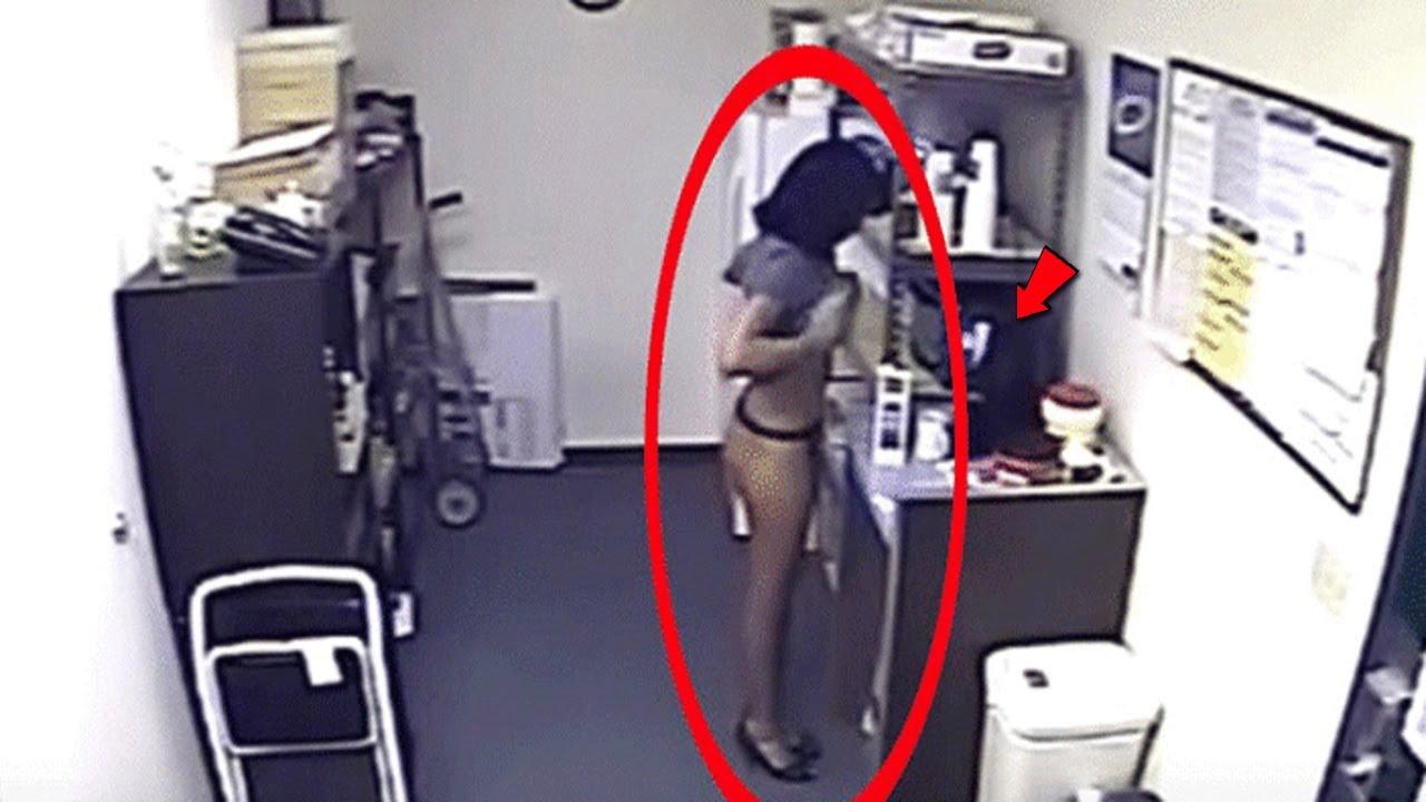Camara Oculta Mujeres cÁmara oculta graba mujer haciendo esto mientras su jefe no