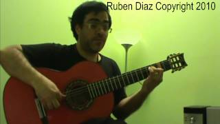Composition in World Music & flamenco guitar
