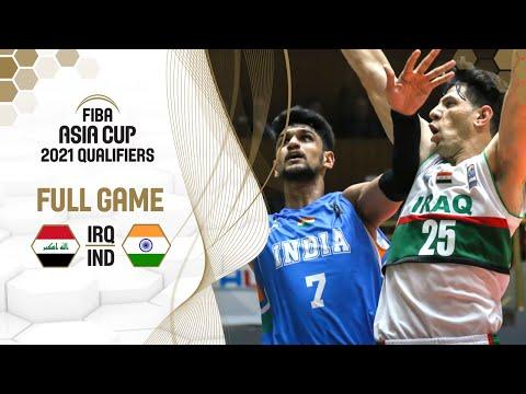 Iraq v India - FIBA Asia Cup 2021 Qualifiers