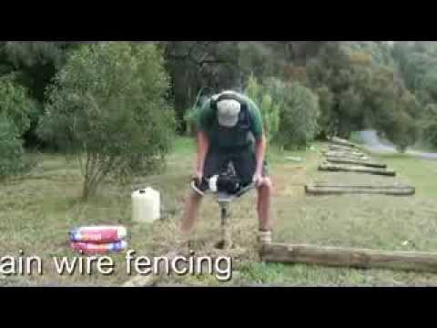 Farm Fencing Melbourne