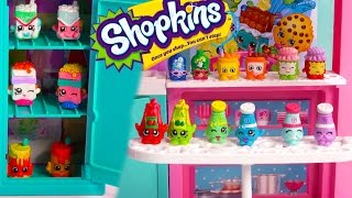 Shopkins COLLECTION TOUR Season 1 All Kitchen Pantry Part 2 Video Cookieswirlc Ultra Rare Video