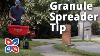 Do My Own Lawn Care - General Spreader Tip
