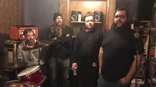 The Rehearsal Space | Black Tusk
