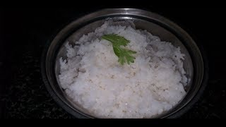 How To Cook Plain Jeeraga Samba Rice | Best Rice For Toddlers And Infants