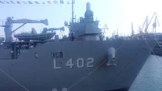 TCG Bayraktar Ukranya limanlarında