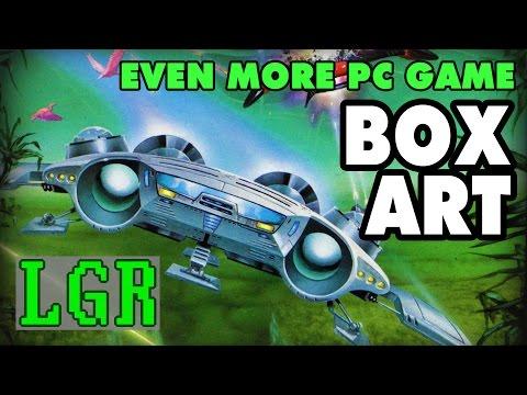 LGR - Best Classic PC Game Cover Art [Pt. 3]