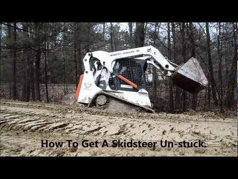 How to: Skidsteer Tips and Tricks