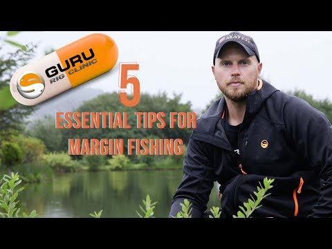 GURU Rig Clinic | Mikey Williams' Top 5 Margin Tips For Match Fishing