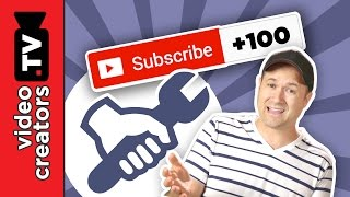 Video How To Get Your First 100 YouTube Subscribers (then more!) download MP3, 3GP, MP4, WEBM, AVI, FLV September 2018