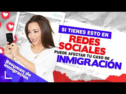 Si Tienes Esto En Tus Redes Sociales Puede Afectar Tu Visa O Proceso De Inmigración