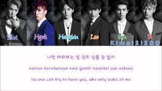 VIXX - Love, LaLaLa [Hangul/Romanization/English] Color & Picture Coded HD