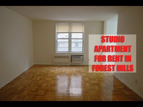 Studio apartment for rent in Forest Hills, Queens, NYC