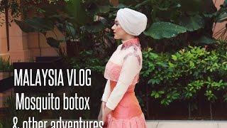 Malaysia Vlog, Mosquito botox & Modest Fashion week | NABIILABEE