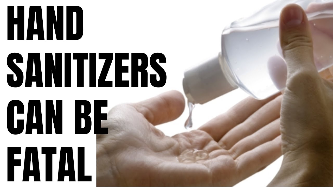 FDA Warning! Sanitizers Cause Blindness, Dispose Immediately & Who's Behind This! David Hea