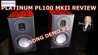 Download Video Monitor Audio Platinum PL100 MKII HiFi Speaker REVIEW Song Demo #2 MP3 3GP MP4