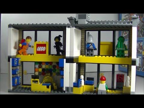 lego set 60097 lego store x 2 moc youtube. Black Bedroom Furniture Sets. Home Design Ideas
