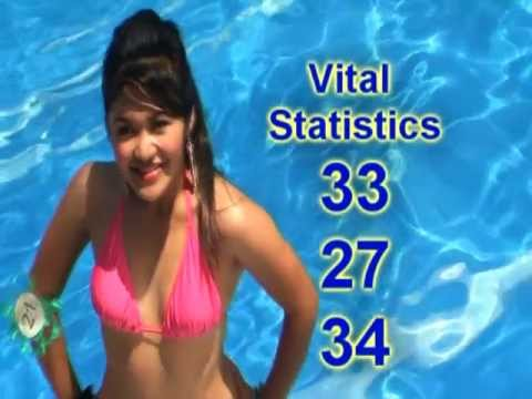 MISS CLAVERIA 2011 VITAL STAT