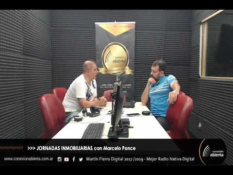 Jornadas Inmobiliarias 18-01-20 / Radio Conexión Abierta