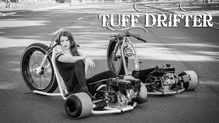 Tuff Drifter - Motorised Drift Trike by Edged Industries