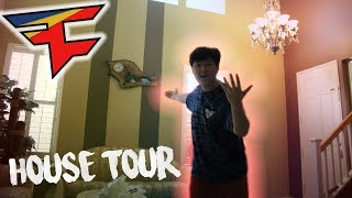 MOVING INTO FaZe RUGS HOUSE OFFICIALLY **HOUSE TOUR**