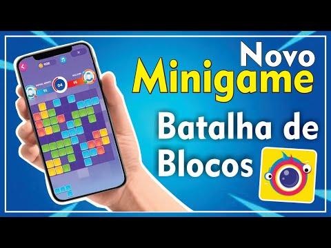 NOVO JOGO DO CLIPCLAPS - BATTLE BLOCKS | 2020✔️
