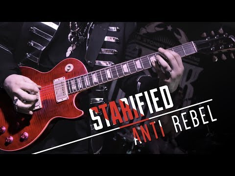 Starified — Anti Rebel (live @ Джао Да)