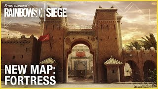 Rainbow Six Siege: Operation Wind Bastion - Fortress Map | Trailer | Ubisoft [NA]