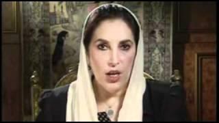 Benazir Bhutto reveals the murder of Osama bin Laden.avi