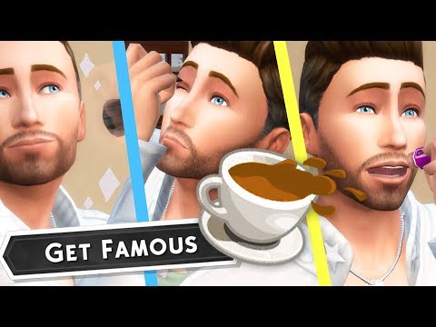 Spilling the TEA on Beauty // Get Famous Ep. 6 // The Sims 4 Let's Play
