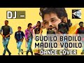 DJ Duvvada Jagannadham || Video Song || Gudilo Badilo Madilo Vodilo