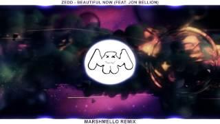 Скачать Zedd Beautiful Now Marshmello Remix