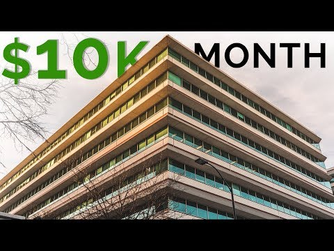 Earn $10,000 a Month Shooting Real Estate Videography