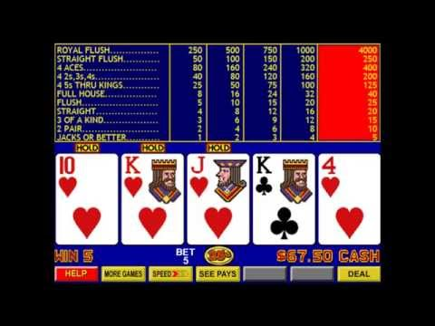 Video Poker Part 2 - Bonus Poker