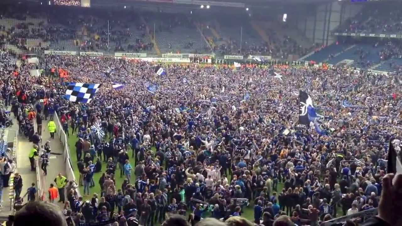 Arminia Bielefeld Aufstieg