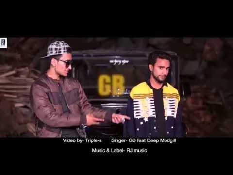 Yaar Nagine - GB Ft. Deep Modgill || Hit Punjabi Song 2015 || RJ MUSIC