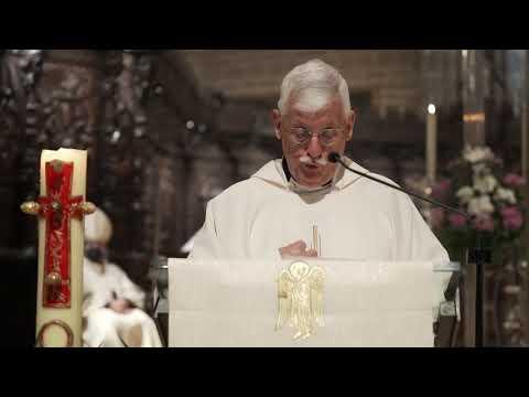Messe d'ouverture du 500e anniversaire de la conversion de saint Ignace