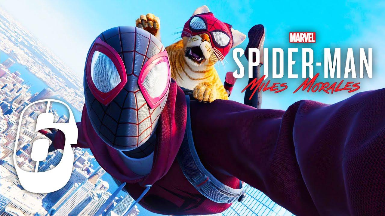 (PS4) PAKCIK MIDUN & JERRY BEKERJASAMA!🕷 - Spiderman: Miles Morales | Malaysia #6