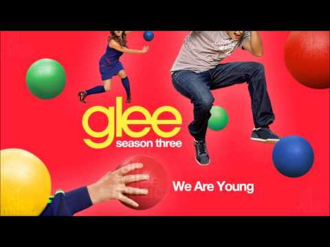We Are Young | Glee [HD FULL STUDIO]