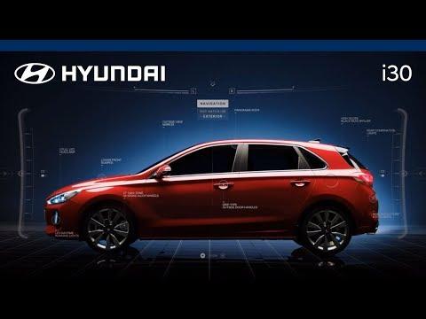 Hyundai i30 product video