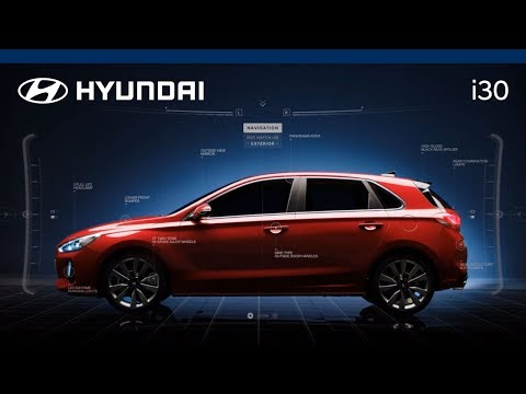 Hyundai i30 product video