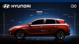Hyundai i30 product video смотреть