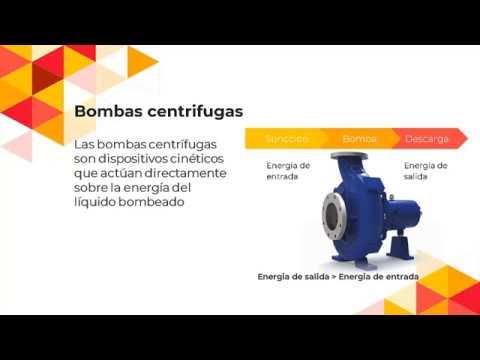 Estudio de una bomba centrífuga: Laboratorio de Operaciones Unitarias