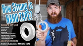 Luvener nano tape test