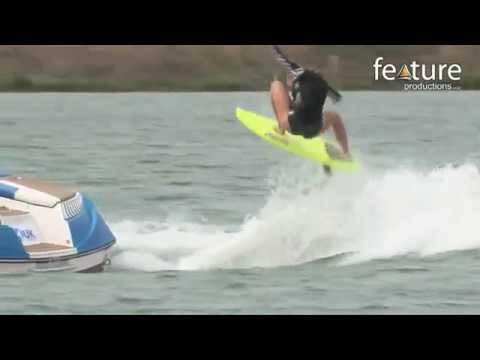 Canadian Wakesurfing Nationals - 2017 Jordan Wolfe