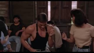 Ван Дамм танцует под русскую песню! ПРИКОЛ! Смотреть всем!!