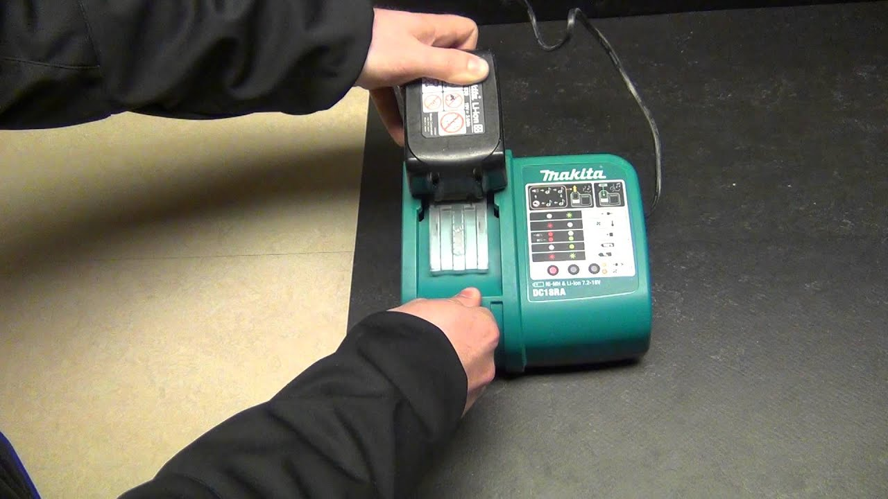 Manual Reset Wiring Diagram How To Change The Melody On A Makita Dc18ra Battery