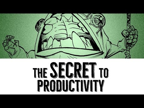 The Secret to Productivity