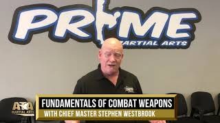 WS19 CMBE Fundamentals w/ Chief Master Stephen Westbrook | ATA Martial Arts