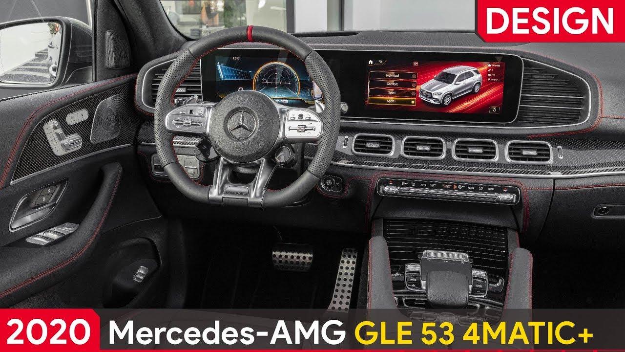2020 Mercedes Gle 53 Amg Exterior Interior Design